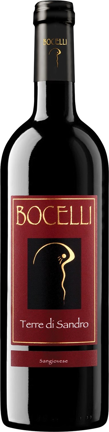 Bocelli Family Wines 'Terre di Sandro' 2012 IGT Sangiovese-0