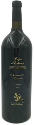 Cape d'Estaing 'Admirals Reserve' Shiraz 2004 (1500ml)-0
