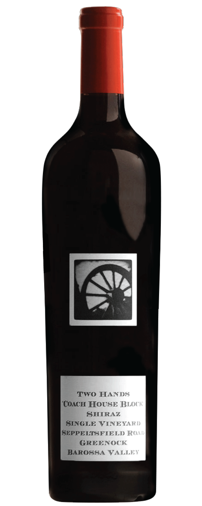 Two Hands 'Coach House Block' Shiraz 2008-0