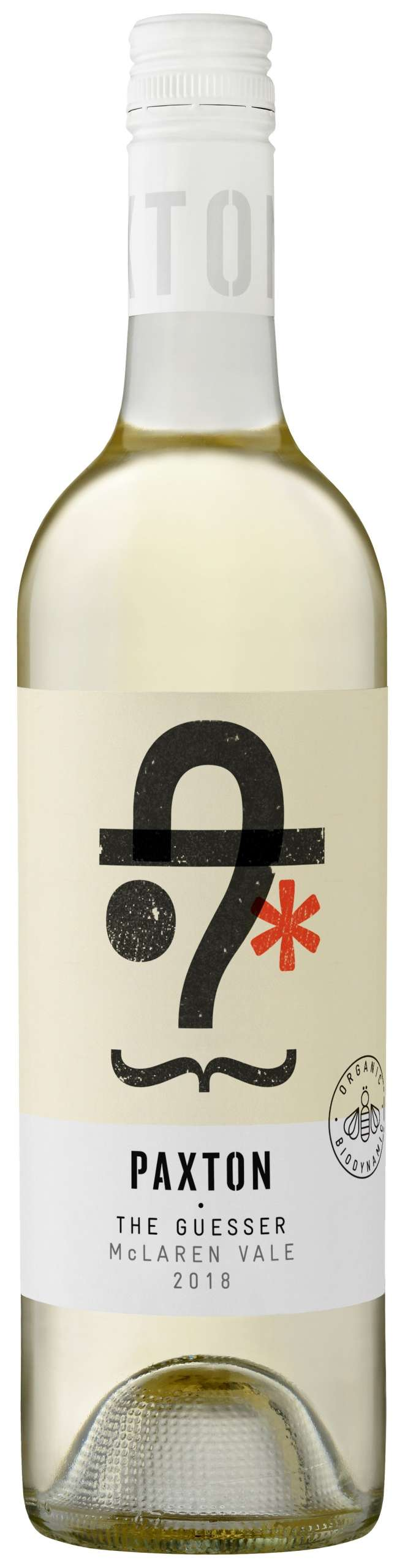 Paxton 'The Guesser' Organic White Blend 2018-0