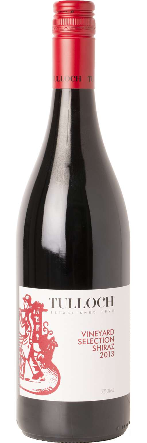 Tulloch 'Vineyard Selection' Shiraz 2013-0