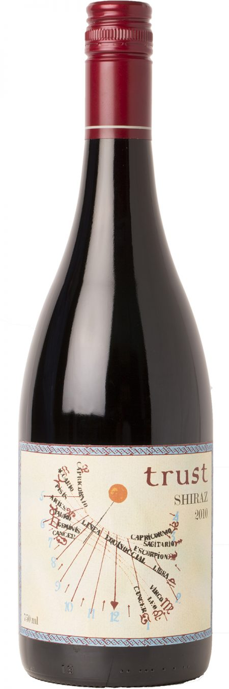 Trust Cellars Shiraz 2012-0