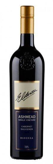 Elderton 'Ashmead' Cabernet Sauvignon 2001-0