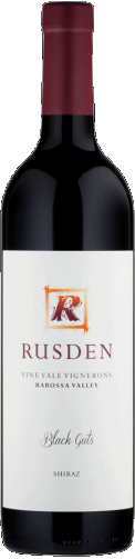 Rusden 'Black Guts' Shiraz 2008-0