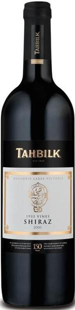 Tahbilk '1933 Vines' Shiraz 1997-0