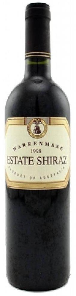 Warrenmang Shiraz 2007-0