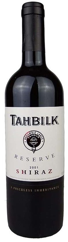 Tahbilk 'Reserve' Shiraz 1996-0