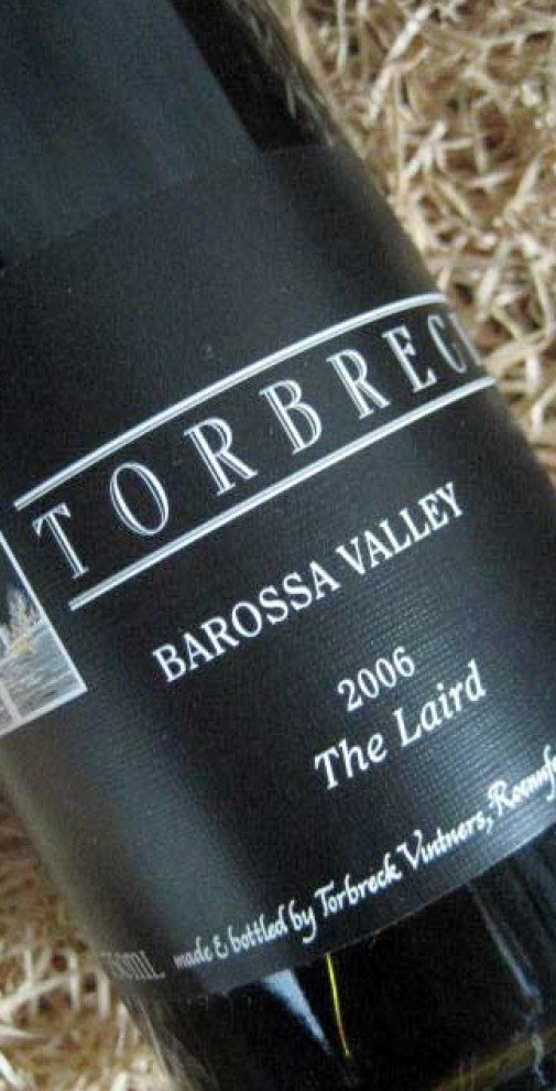 Torbreck 'The Laird' Shiraz 2006 (1500ml MAGNUM)-0