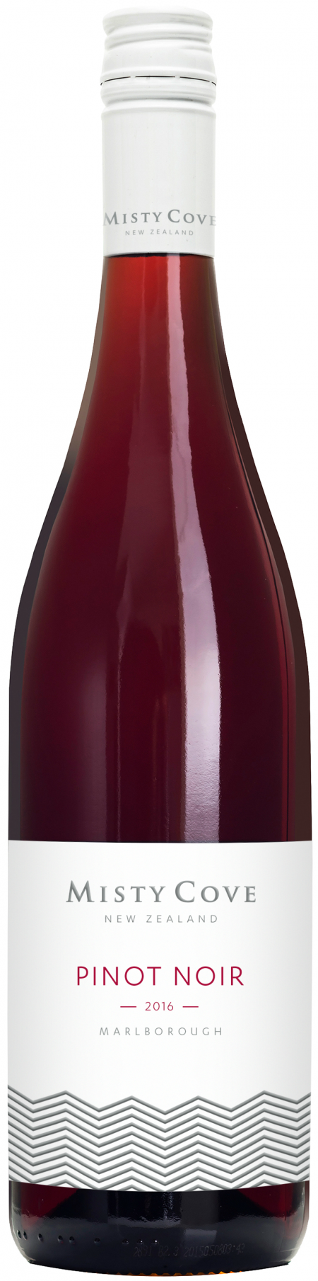 Misty Cove 'Estate' Pinot Noir 2016-0