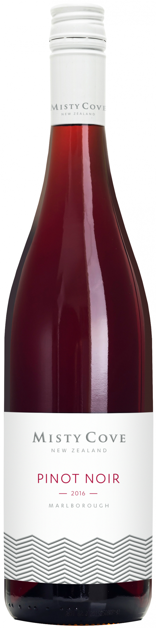 Misty Cove 'Estate' Pinot Noir 2016-0