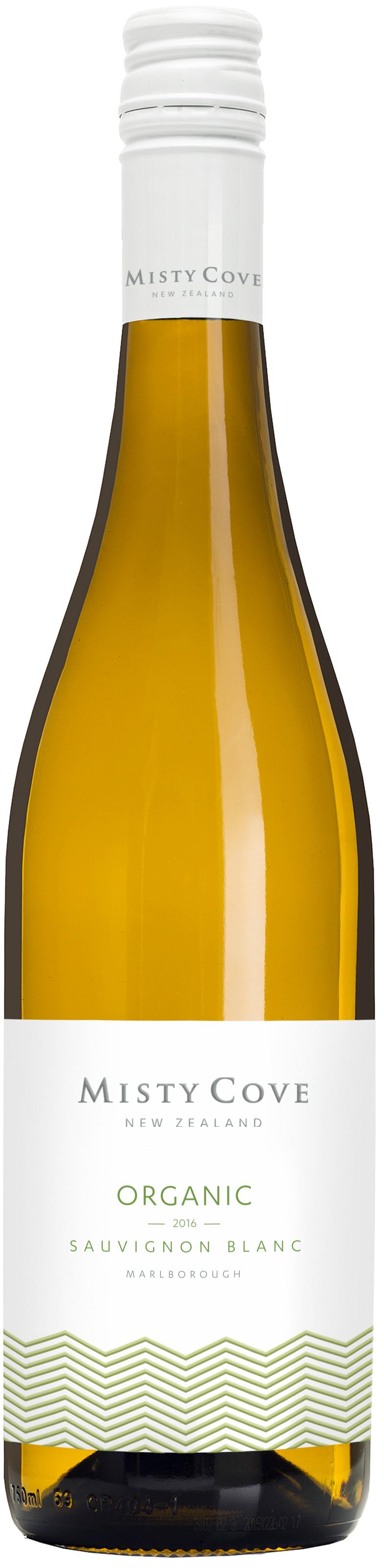 Misty Cove 'Organic' Sauvignon Blanc 2016-0