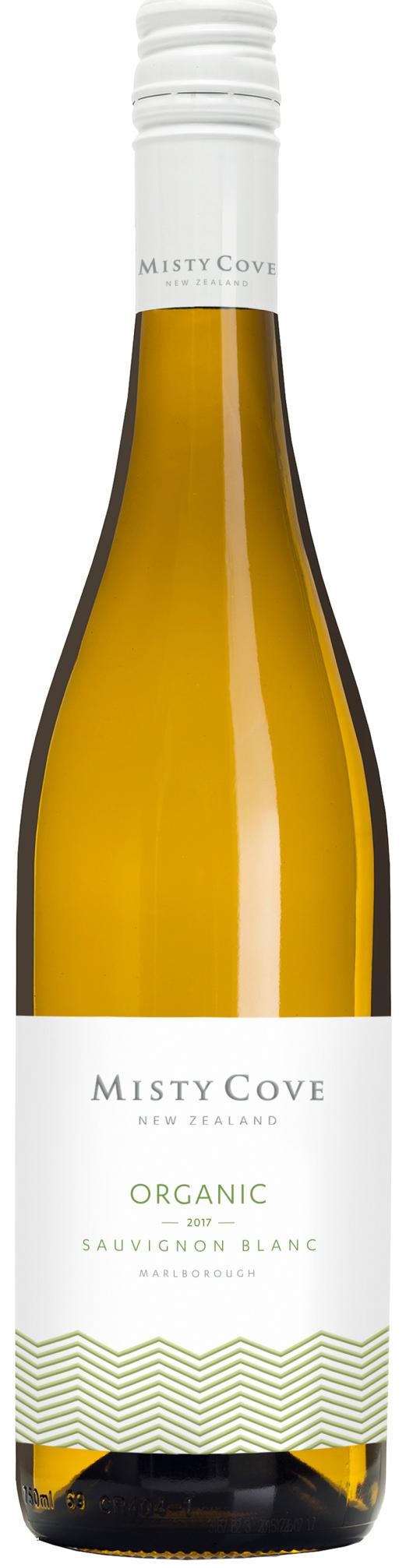 Misty Cove 'Organic' Sauvignon Blanc 2017-0
