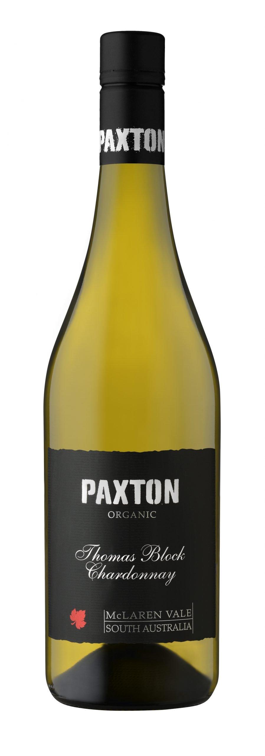 Paxton 'Thomas Block' Organic Chardonnay 2016-0