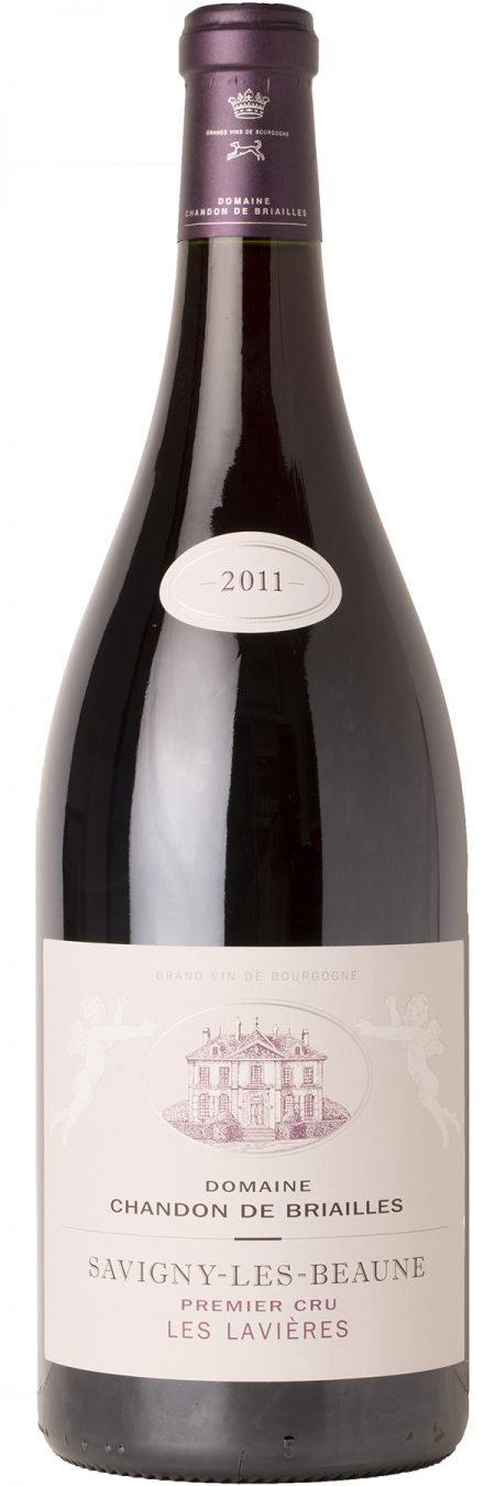 Dom. Chandon de Briailles 'Les Lavieres' Organic Savigny-Les-Beaune Premier Cru 2011 -0