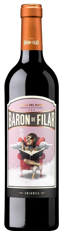 Bodegas Penafiel 'Baron de Filar' Crianza 2014 [Tempranillo-Merlot-Cabernet]-0