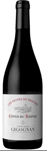 Ch. Gigognan 'Vignes du Prieure' Rouge (Organic & Bio-Dynamic) 2016-0