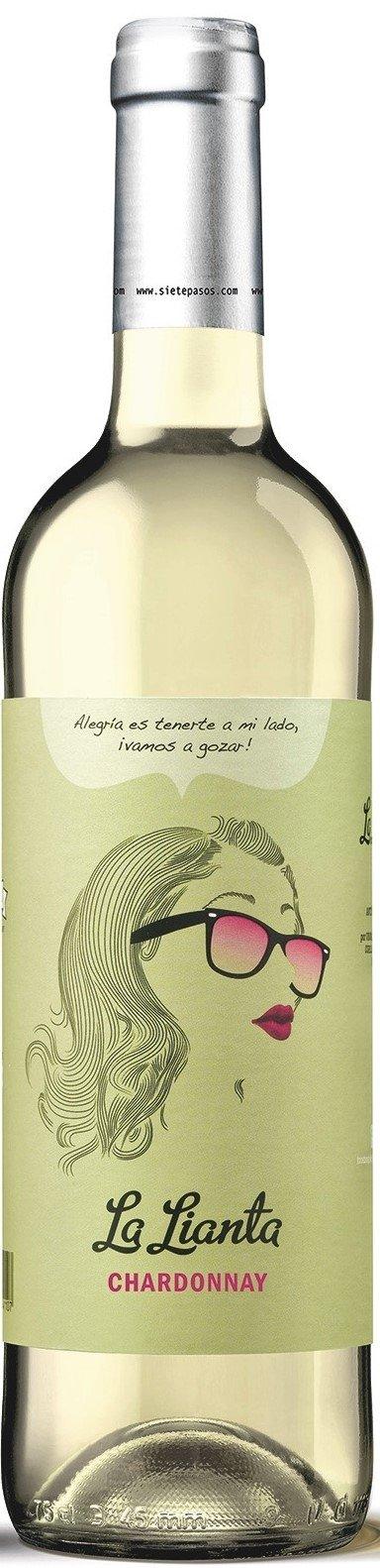 Siete Pasos 'La Lianta' Chardonnay 2016-0