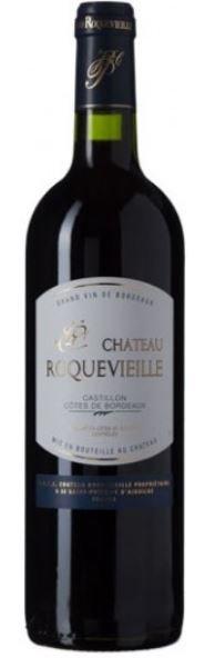 Ch. Roquevieille Castillon Cotes de Bordeaux 2012-0