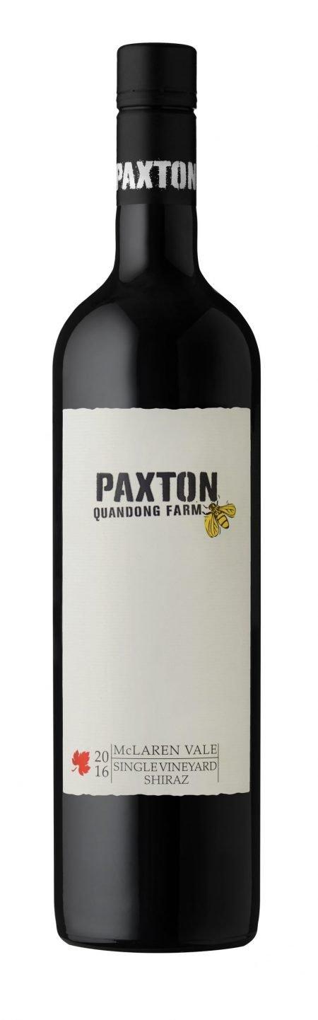 Paxton Organic 'Quandong Farm' Shiraz 2017-0