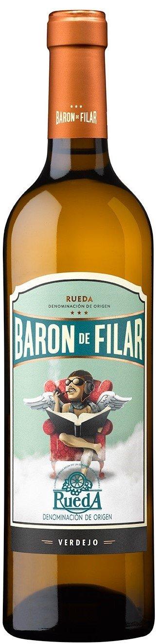 Bodegas Penafiel 'Baron de Filar' Verdejo 2017-0