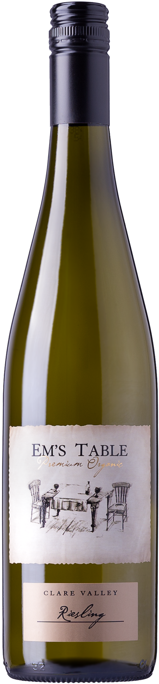 Em's Table Organic 'Late Harvest' Riesling 2016-0