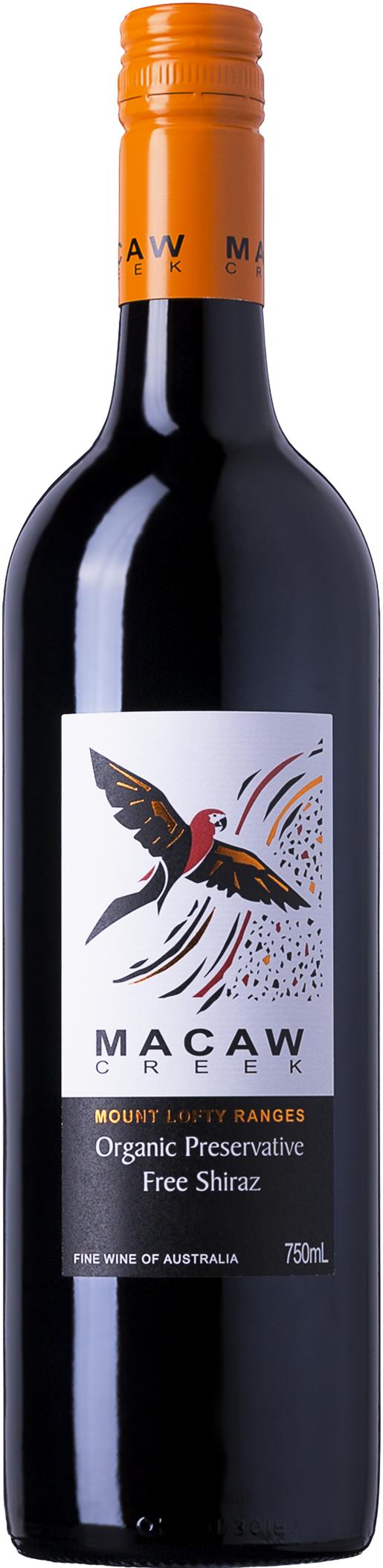 Macaw Creek Organic Semillon-Viognier 2016-2576