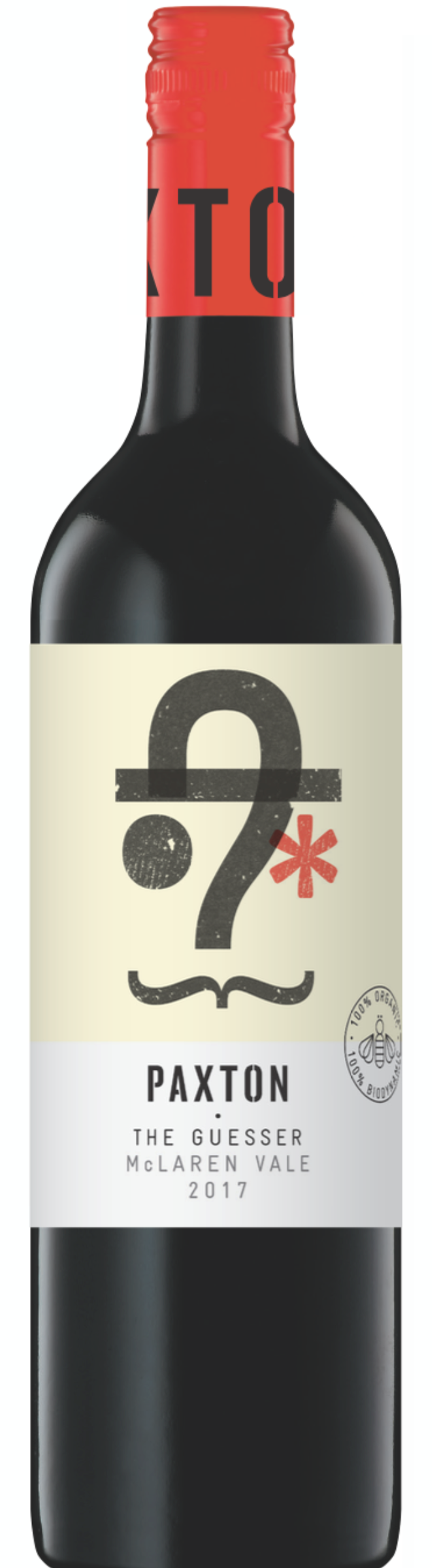 Paxton 'The Guesser' Organic Red Blend 2017-0