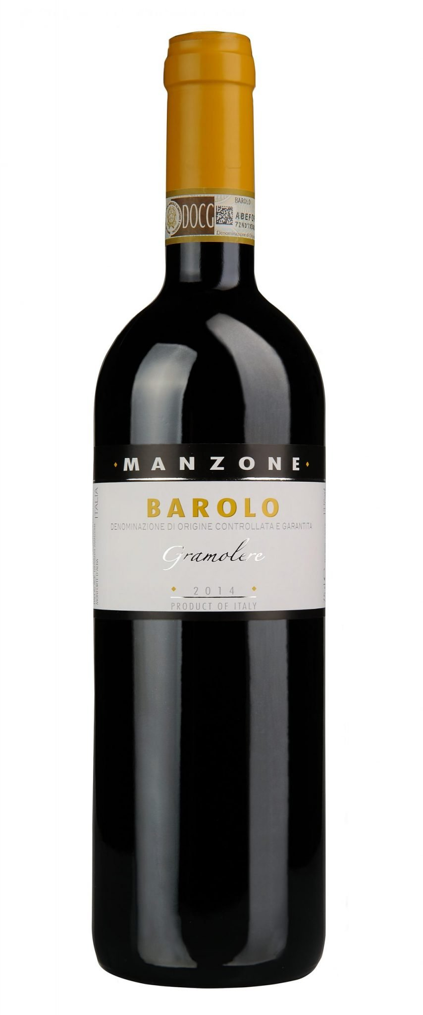 Manzone Barolo Le Gramolere 2014 from Barolo, Piedmont, Italy - Lively ruby ... of producers farm here, with the largest parcels belonging to Giovanni Manzone. ... Barolo DOCG, which are situated in the best part of the famed Meriame area).