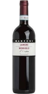 Giovanni Manzone 'Il Crutin' Langhe Nebbiolo 2017
