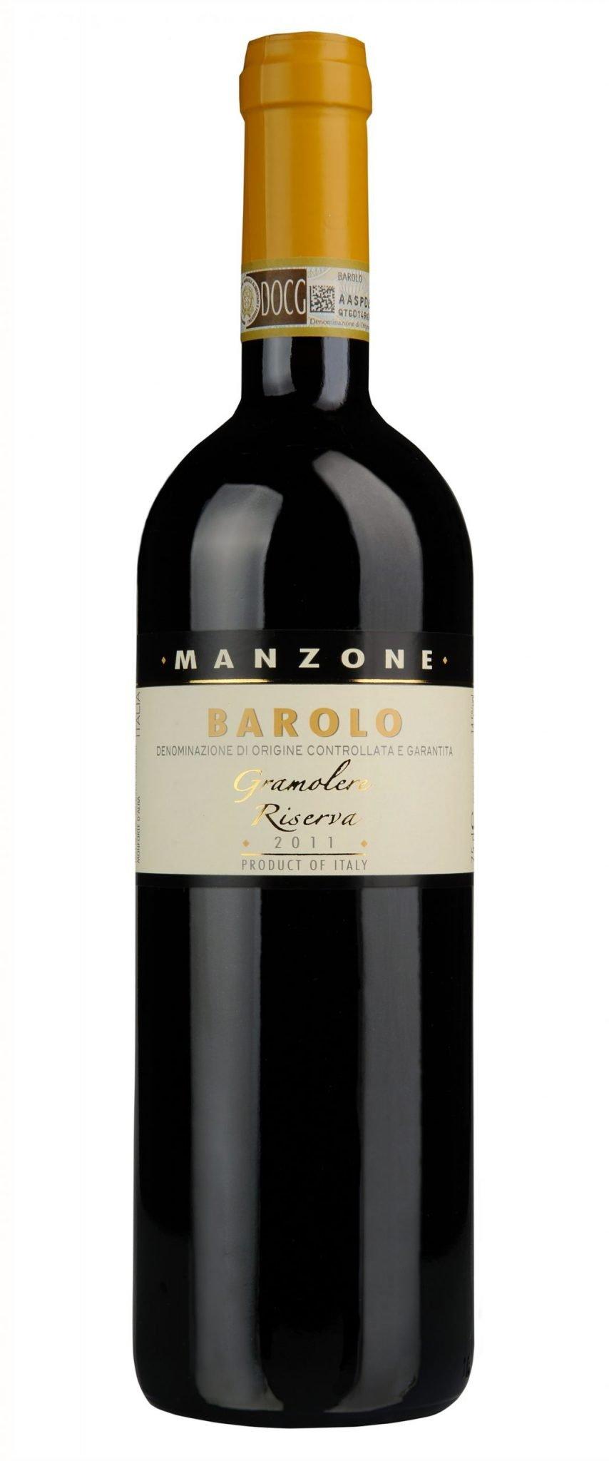 Giovanni Manzone 'Reserva Gramolere' Barolo DOCG 2008 (enMagnum – 1500ml)