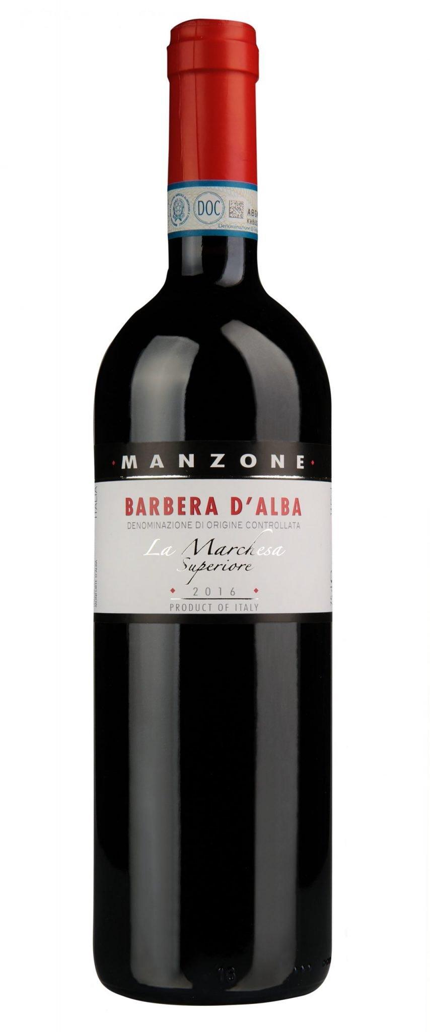 Giovanni Manzone Barbera d'Alba Superiore 'La Marchesa' 2015 (enMagnum – 1500ml)