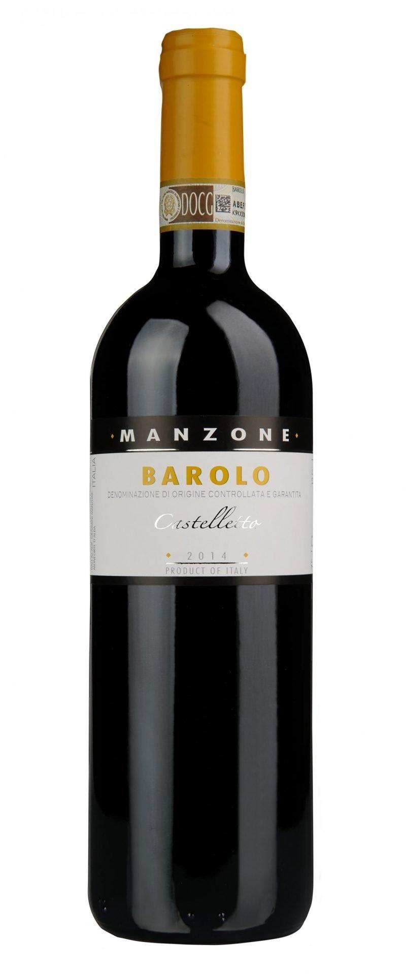 Giovanni Manzone Castelletto Barolo DOCG 2012 (Magnum - 1500ml)-0