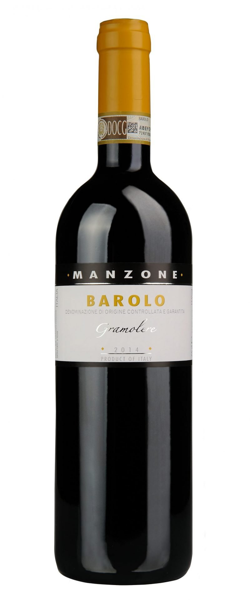 Giovanni Manzone 'Gramolere' Barolo DOCG 2014-0