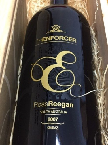 Ross Reegan 'The Enforcer' Shiraz 2007 (enMagnum - 1500ml)-0