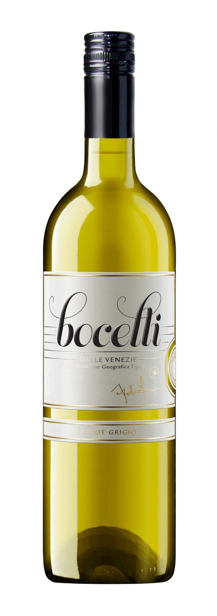 Bocelli Family Wines Pinot Grigio 2018-0