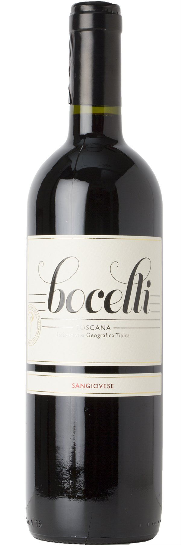 Bocelli Family Wines 'Rosso di Toscano' Sangiovese' IGT 2017-0