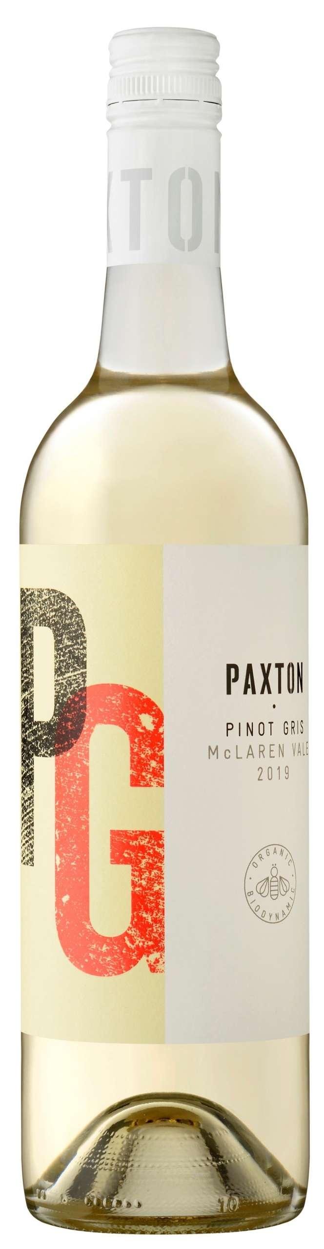 Paxton Organic Pinot Gris 2019-0