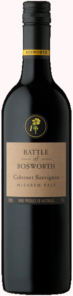 Battle of Bosworth Organic Cabernet Sauvignon 2017-0