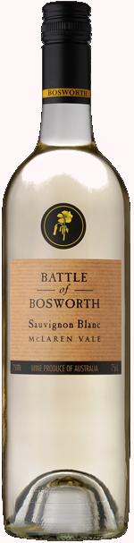 Battle of Bosworth Organic Sauvignon Blanc 2019-0