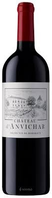 Ch. d'Anvichar Grand Vin de Bordeaux 2018-0