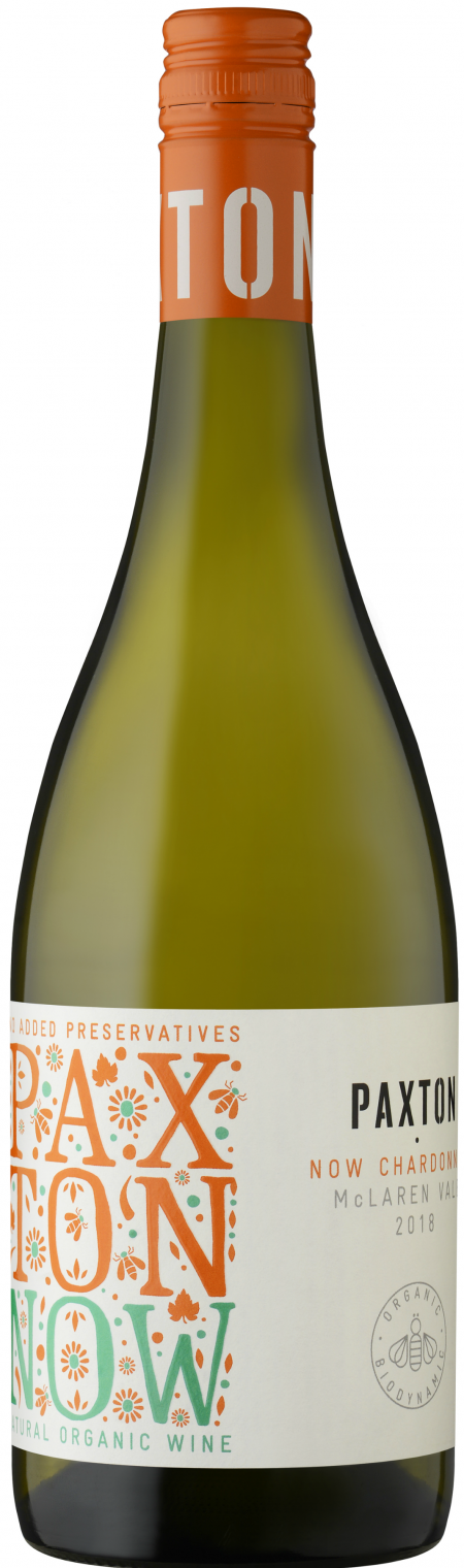 Paxton Organic Preservative Free 'NOW' Chardonnay 2019-0
