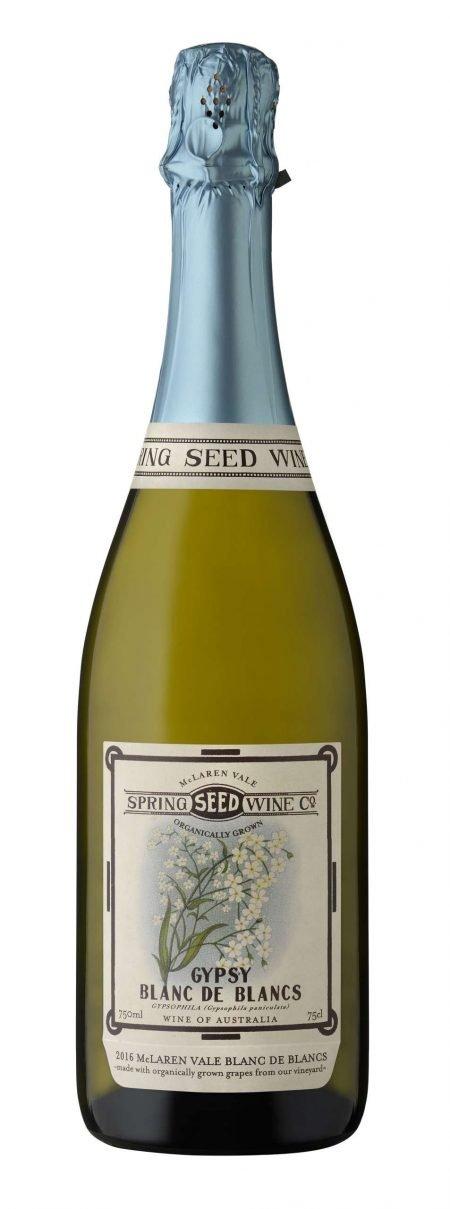 Spring Seed Wine Company 'Gypsy' Blanc de Blancs N.V. (Organic)-0