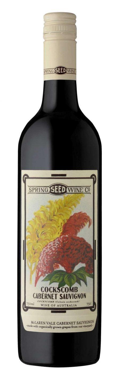 Spring Seed Wine Company 'Cockscomb' Cabernet Sauvignon 2018 (Organic)-0