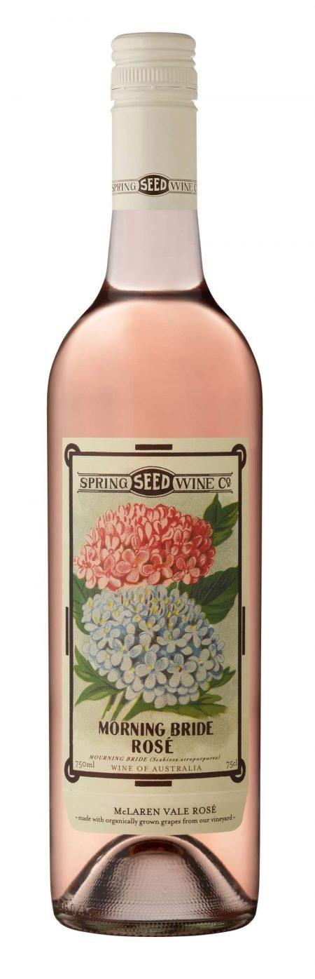 Spring Seed Wine Company 'Morning Bride' Rose 2020 (Organic)-0