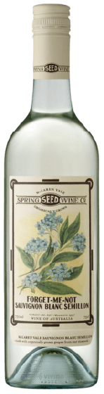 Organic Wine from Spring seed wine co.