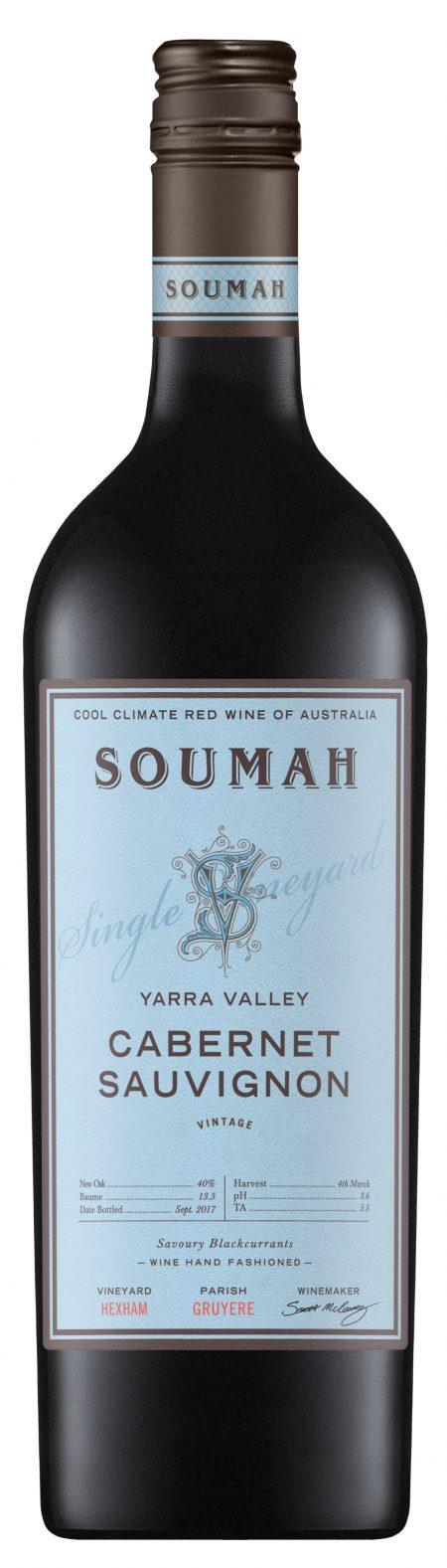 Soumah 'Hexam Vineyard' Cabernet Sauvignon 2019-0