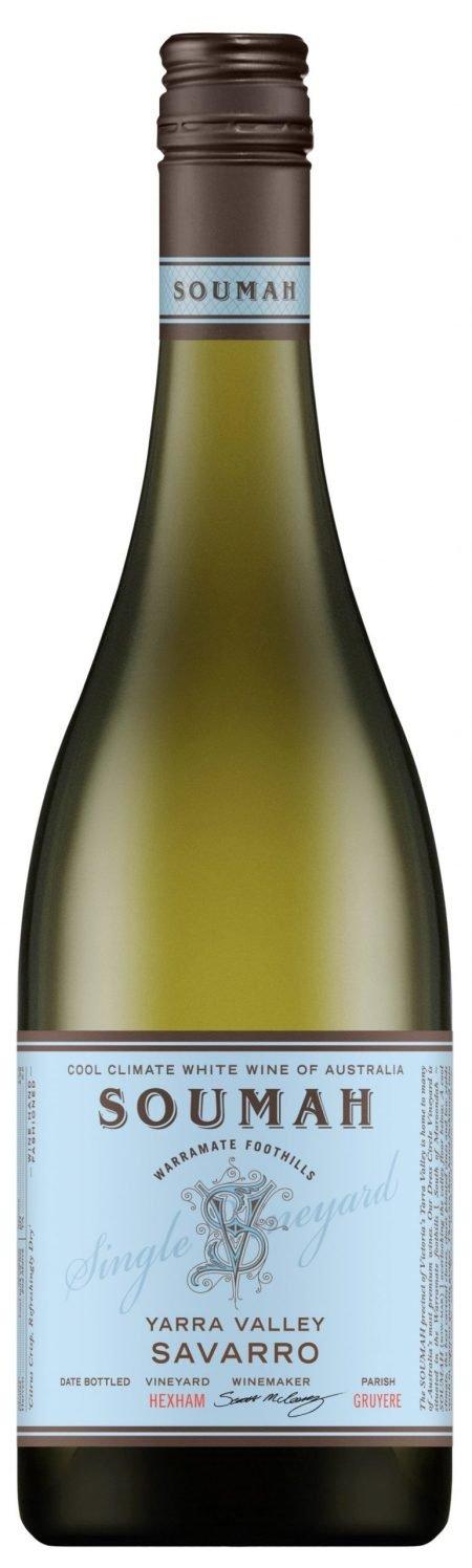 Soumah 'Hexam Vineyard' Savarro/Savagnin 2018-0