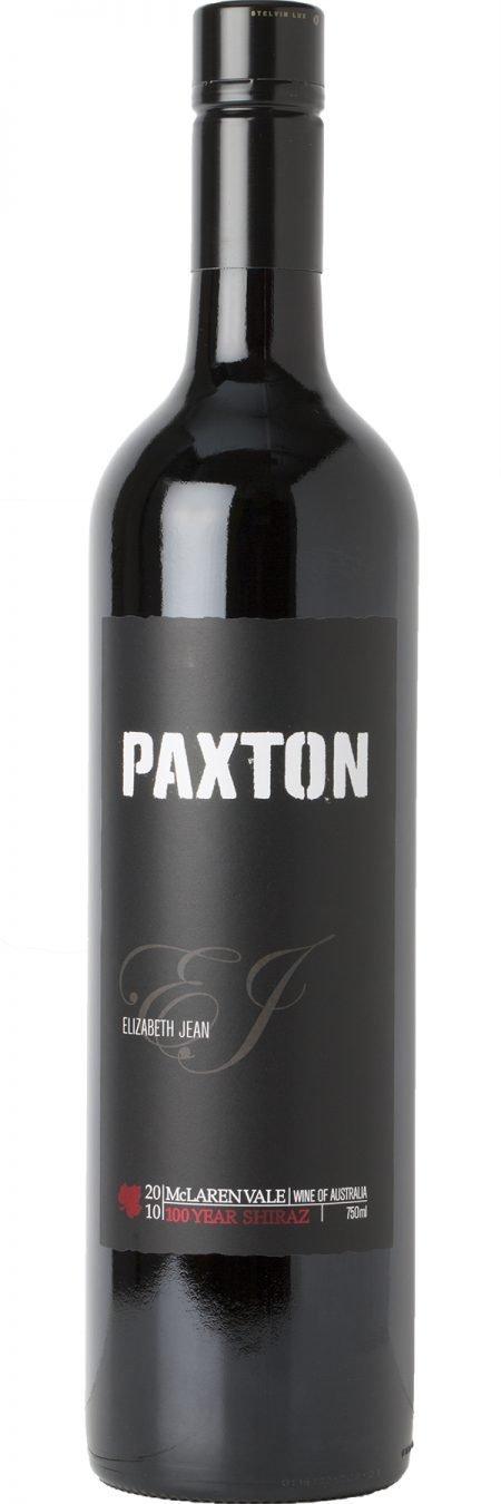 Paxton 'Elizabeth Jean' Organic Shiraz 2016-0