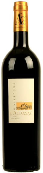 Benchmark Wines - Ch. d'Agassac 'La Precision de l'Agassac' Haut-Medoc Cru Bourgeois 2010