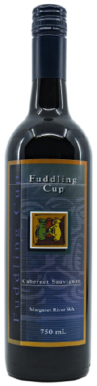 Benchmark Wines - Fuddling Cup Margaret River Cabernet Sauvignon 2012